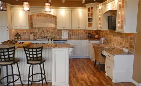 the solid wood cabinet company raised panel white kitchen cabinets