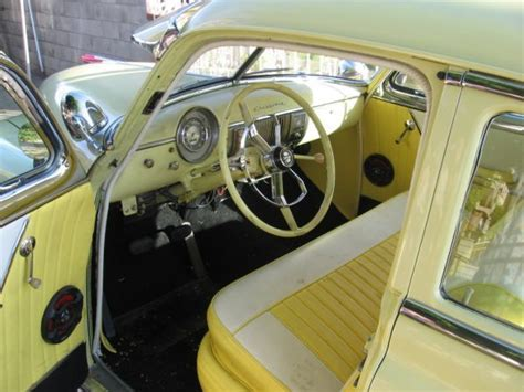 1949 Chevy Interior by 1949 Chevrolet Fleetline Interior Photo Picture