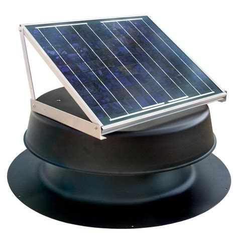 Solar Attic Fan Attic Fans Vents Ventilation