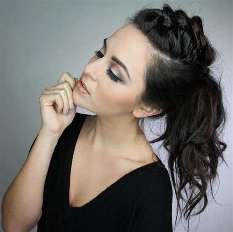 Simple Ponytail Hairstyles by 35 Simple Ponytail Hairstyles