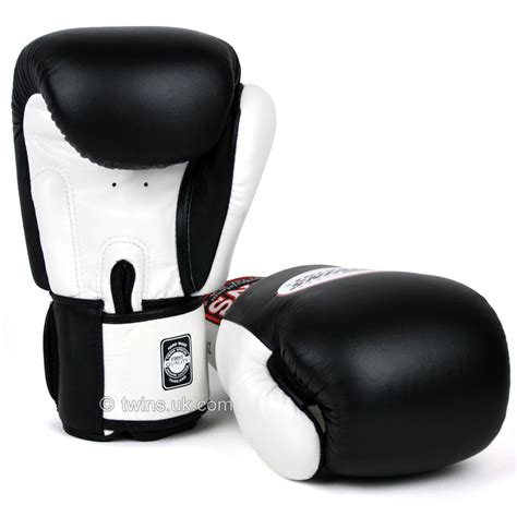 Black And White Gloves bgvl 3t 2 tone black white boxing gloves