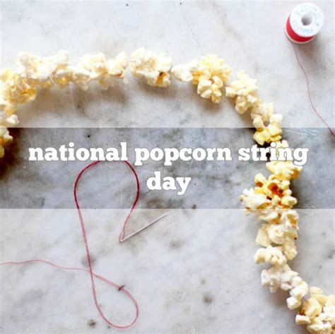 how to string popcorn on christmas tree how to make string popcorn for the tree