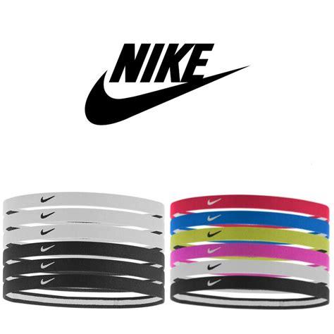 Mini Hairband Nike nike mini graphic solid headbands 6 pack assorted colors styles nwt free ship ebay