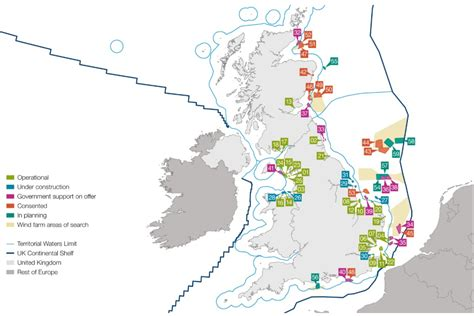map uk wind farms uk offshore wind opportunities for trade and investment