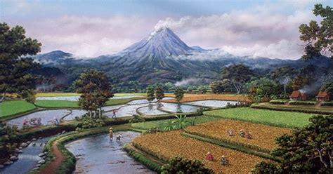wallpaper pemandangan alam ukuran besar mewarnai gambar pemandangan alam mewarnai gambar