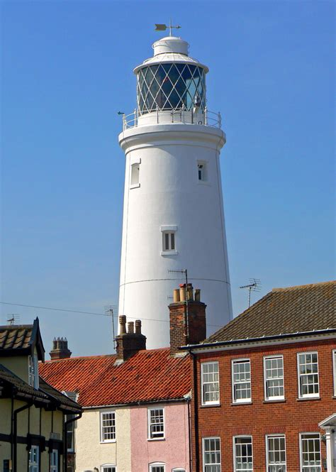 southwold suffolk including the pier lighthouse and