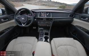 Kia Optima Inside 2016 Kia Optima Sxl Exterior 012 The About Cars
