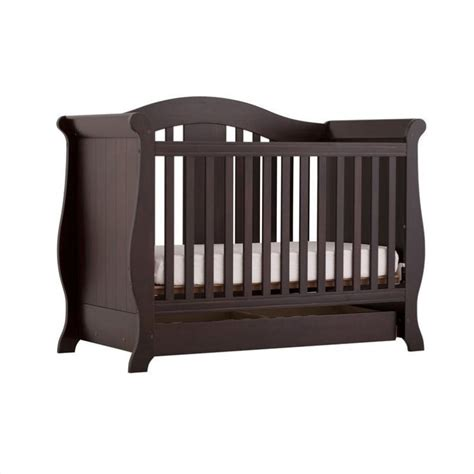 Crib Side Rail by Stork Craft Vittoria 3 In 1 Fixed Side Convertible Crib