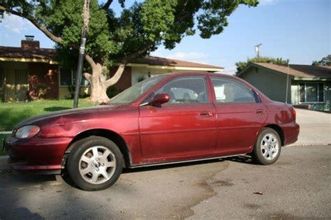 how it works cars 2001 kia sephia parking system nog4ever s 2001 kia sephia in highland ca