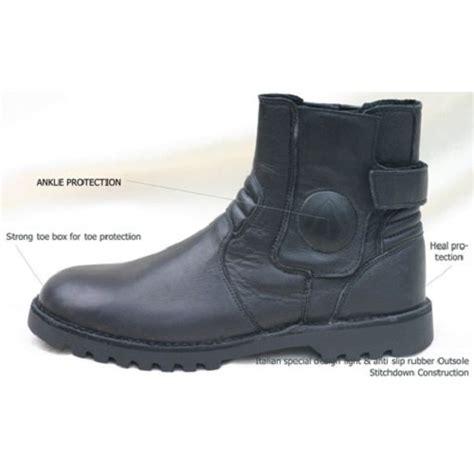 Sepatu Boot Kulit Asli Reyl Pentatonic Light jual aerrostar sepatu kulit size 41 murah bhinneka