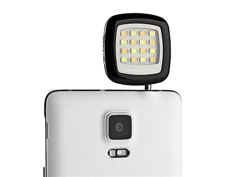 smartphone light smartphone 16 led light