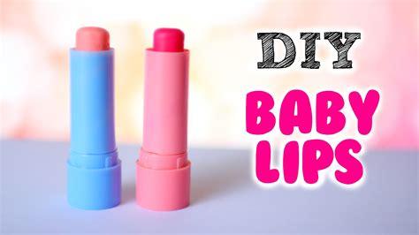 Baby Lipbalm Lip Balm these 25 diy lip balms will keep your pucker silky smooth
