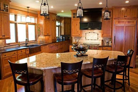 kitchen island ideas how to make a great kitchen island realtors great kitchens help sell homes