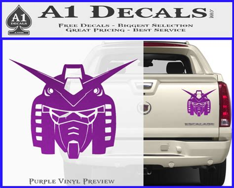Sticker Stiker Cutting Gundam Rx 78 2 Colour gundam rx 78 decal sticker 187 a1 decals