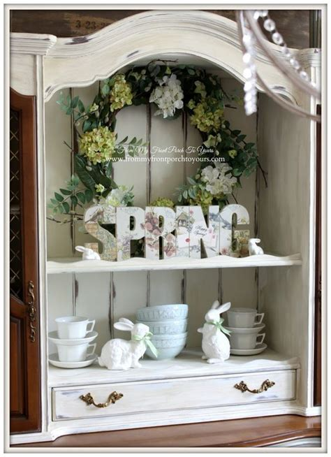 top 16 shabby chic easter decor ideas cheap easy