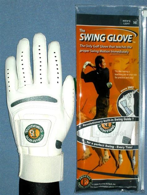 Dynamic Swing Glove By Dynamic Golf Golf Training Aids