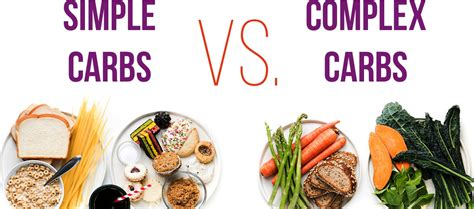 6 simple carbohydrates complex carbs vs simple carbs 6 surprising facts