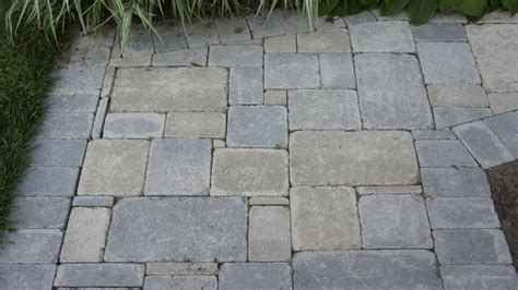 Unilock Brussels Block Patterns What An Introduction Beacon Hill Flagstone From Unilock
