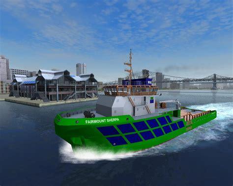 ship simulator ship simulator 2008 pc review gamewatcher