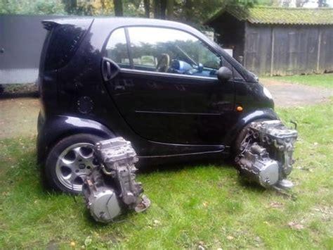 smart car motorbike engine engine motorbike convertion smart car forums