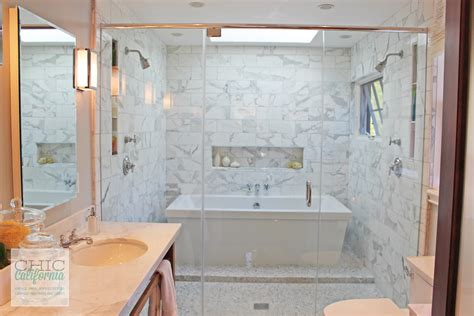 bathtub inside shower sneak inside some of the best california homes part 3