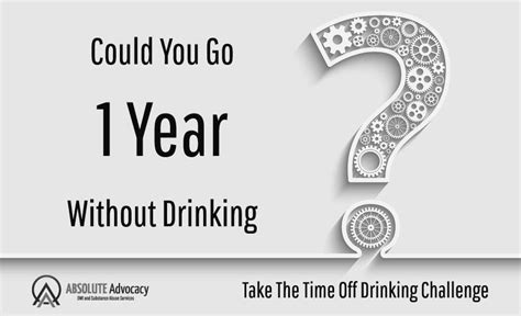Could You Go A Year Without A Mirror by Could You Go One Year Without Absolute Advocacy