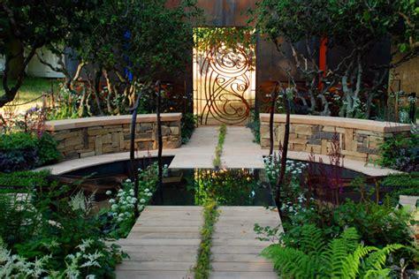 Cool Garden Ideas A Cool Garden Cox Garden Designs