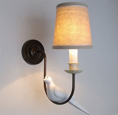 headboard reading lights 2015 american country vintage wall lights fixtures led e14