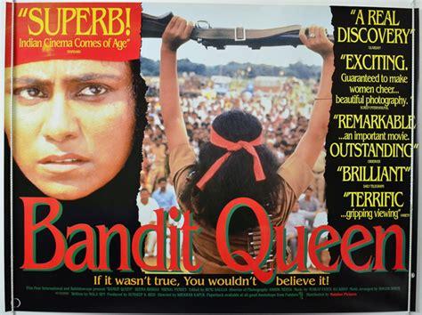 film bandit queen video bandit queen original cinema movie poster from