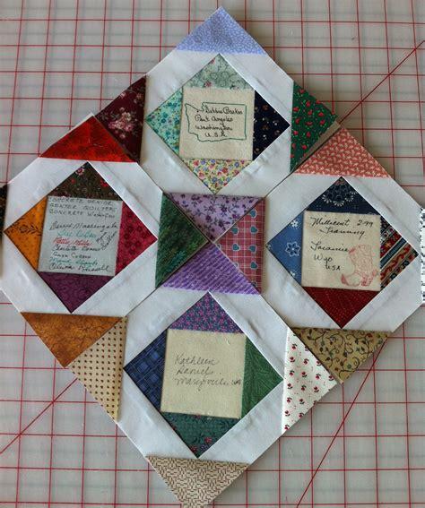 Foundation Piecing Patchwork - paper foundation piecing a milennium quilt or y2k quilt