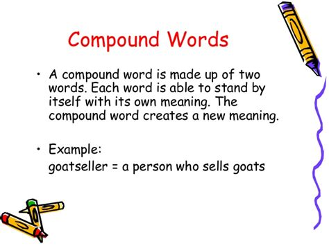Meaning Of The Word Quot What About Me Quot Compound Words