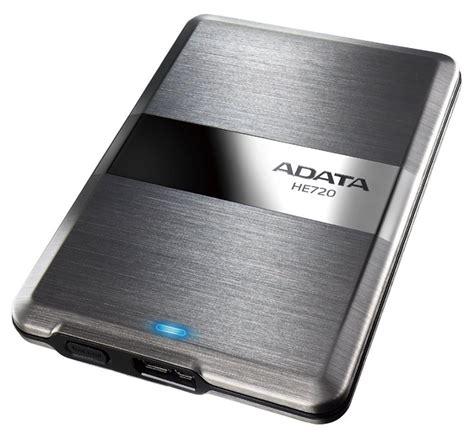 Adata He720 The Thinnest Portable Disk 1tb adata dashdrive elite he720 1tb usb3 0 portable external drive titanium ahe720 1tu3 cti