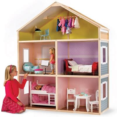dollhouse 8 year olds the 6 dollhouse a 5 room doll house for ages