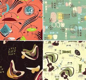 mid century modern fabric reproductions klt sketchbook fabric friday mid century modern love