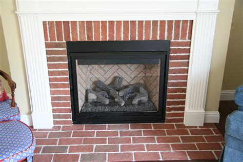how to build a fireplace surround brick fireplace