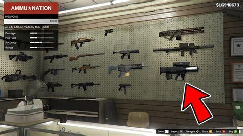 gta  gunrunning dlc  powerful army weapons