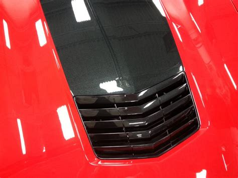 painted carbon flash stinger stripe corvetteforum