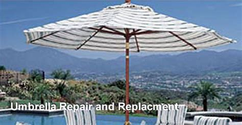 how to fix a patio umbrella how to fix a patio umbrella how to repair a patio