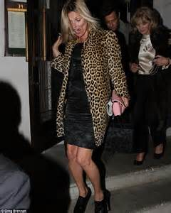 Kate Moss Arrives Home To Continue 34 Hour Marathon Birthday by Kate Moss Looks Fresh Faced In New Liu Jo Caign As 100