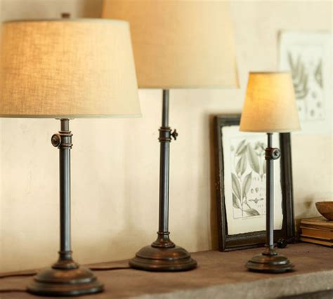 copy cat chic pottery barn chelsea table lamp
