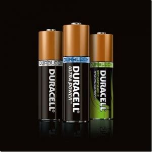 Duracell Giveaway - su