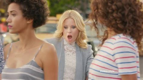 older commercial actresses old navy tv spot crosswalk featuring elizabeth banks