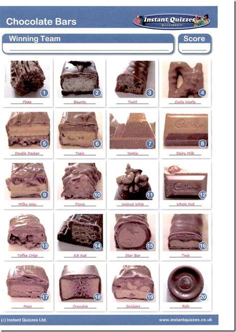 printable chocolate quiz uk freedocus uncategorized wowkeyword com