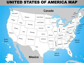 us map oceans usa country editable powerpoint maps with states and counties