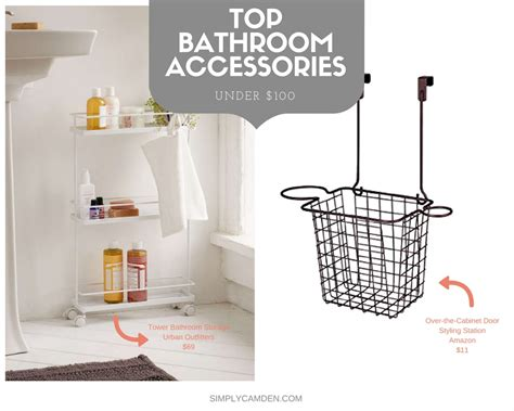 Bathroom Storage Accessories Bathroom Storage Accessories Perfectly Prepped Hair Accessories Organizer Bathroom Hair