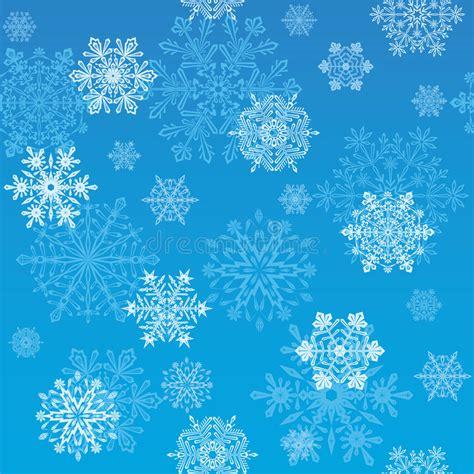 wallpaper neve frozen papel pintado de los copos de nieve ilustraci 243 n del vector