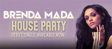 music videos with house parties front row live entertainment brenda mada premieres house party official music