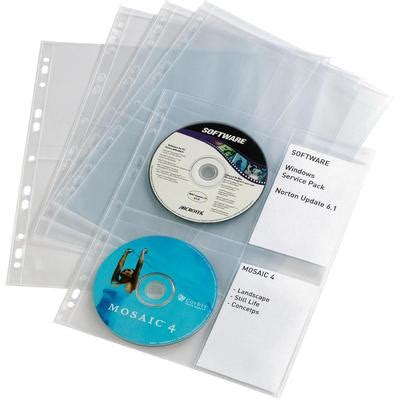 classe energetique d 5238 lot de 10 233 tuis transparents cd dvd durable 224