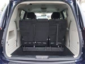 Dodge Caravan Cargo Space Dimensions Top Town And Country Cargo Space Wallpapers