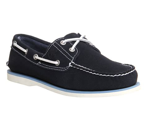 timberland icon boat shoes timberland icon boat shoe navy suede casual